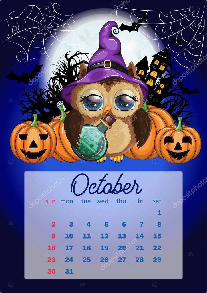 Cat Calendar 2022.Calendar 2022 With Cute Cardboard Animals For Every Month Tiger Snow Leopard Red Panda Cat Hippo Owl Lion Hare Fox Hamster Cow Vertical Calendar Week Starts On Sunday A4 Format