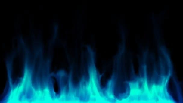 kék tűz