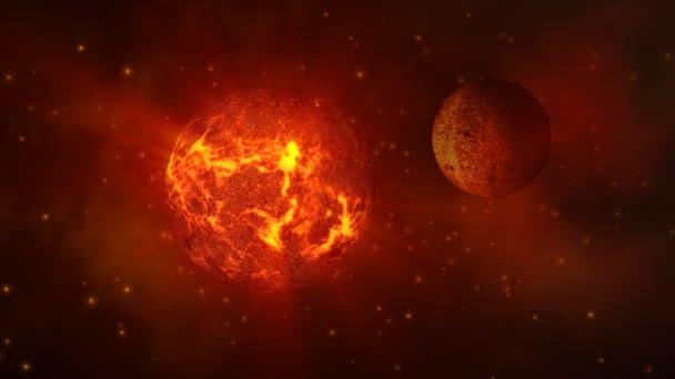 Dead Planet Sun