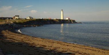 La Martre lighthouse in Gaspesie, Quebec