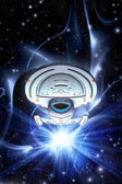 Fotografia Classe Voyager Intrepid starship