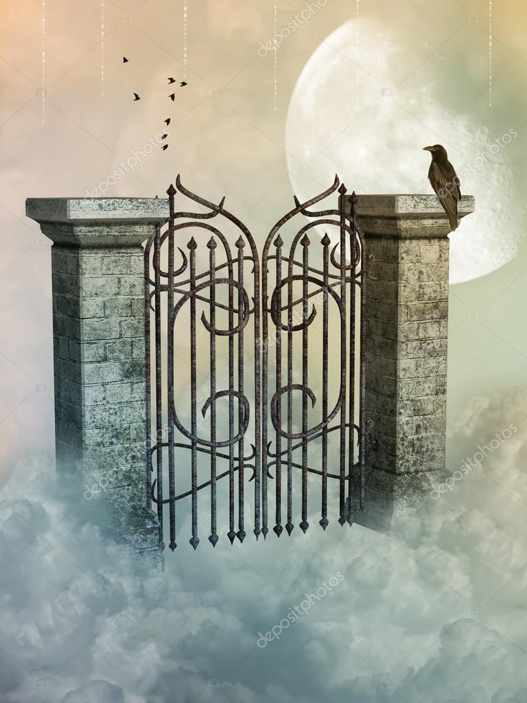 gate in the heaven