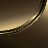 prémiové pozadí s luxusními zlatými geometrickými prvky. Bohaté zázemí pro plakát, banner, leták, prezentace, web design apod. Vektorový EPS