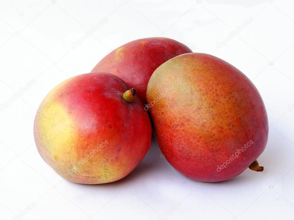 Frutas De Color Rojo Y Amarillo