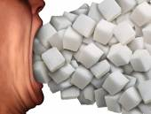 příliš mnoho cukru