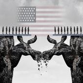Demokratikus amerikai választási küzdelem