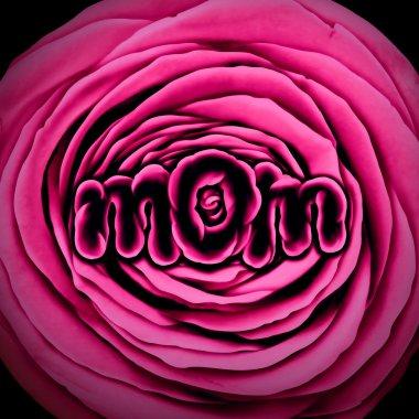 Mother Mom Flower