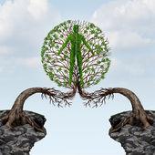 Konzept der globalen Einheit