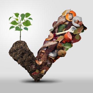 Compost Environment Symbol