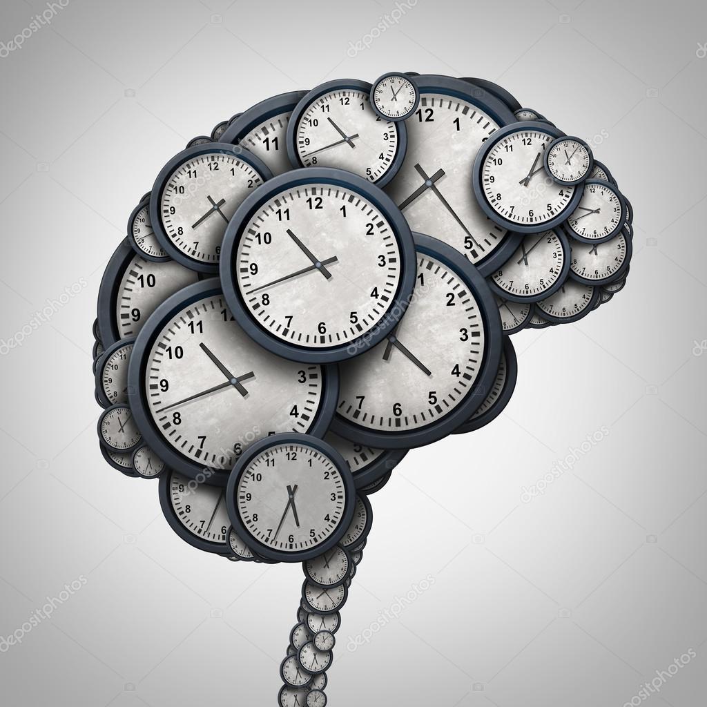 Time Brain Concept