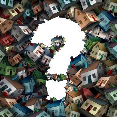Home Question Concept