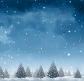 Fotografie zimní sněhová pozadí