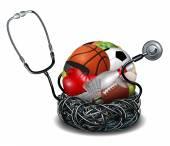 Fotografia medicina dello sport