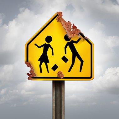 Education Decline