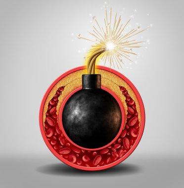 Cholesterol Time Bomb