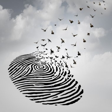 Identity Freedom Concept