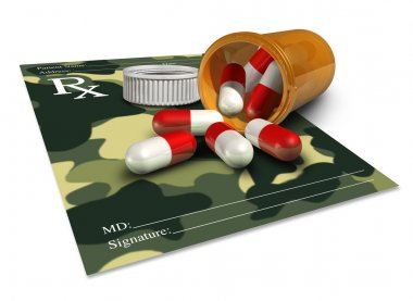 Military Medicine Concept