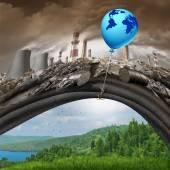 Fotografie Climate Change Global Agreement