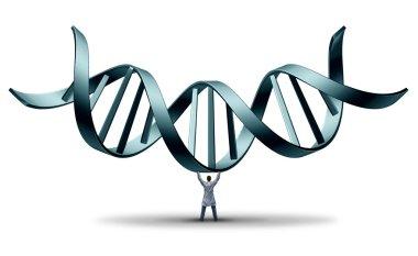 DNA Doctor Symbol