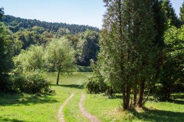 Berezhany Rai Park.