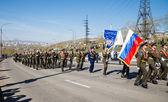 Ünnepe egy győzelem nap május 9-én a Nagy Honvédő Háború