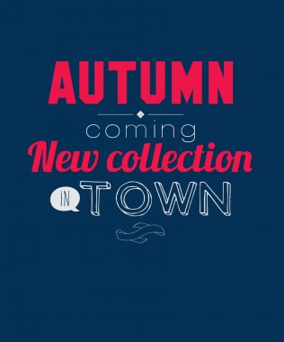 Autumn new collection. Best time to buy. Special deal.