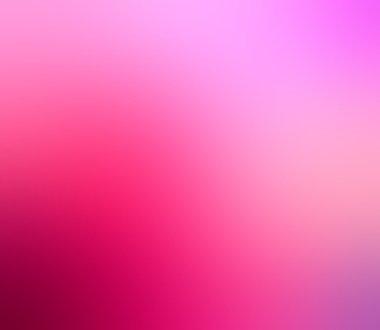 Bright pink matte blur background.