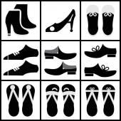 Cipő gyűjteménye