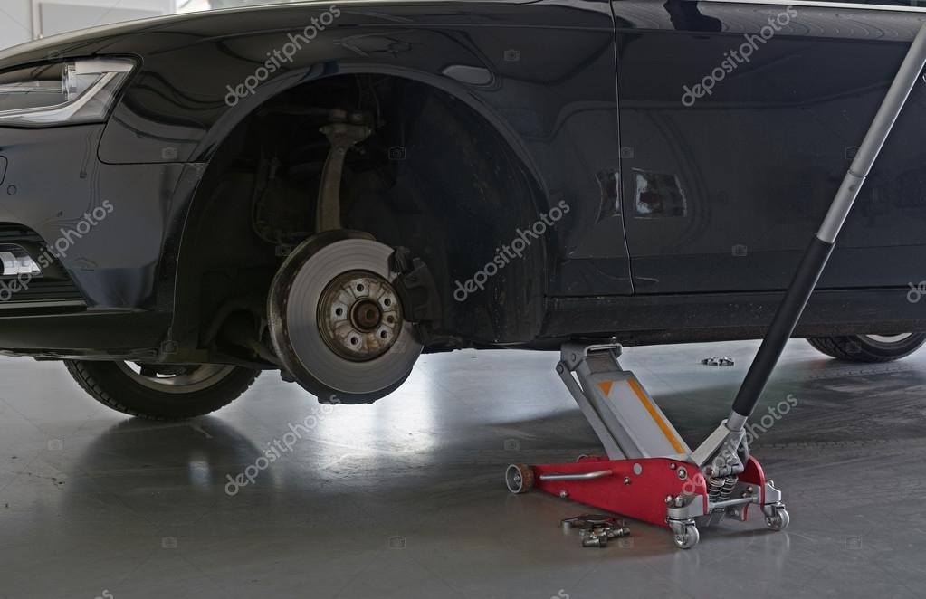 car on car jack