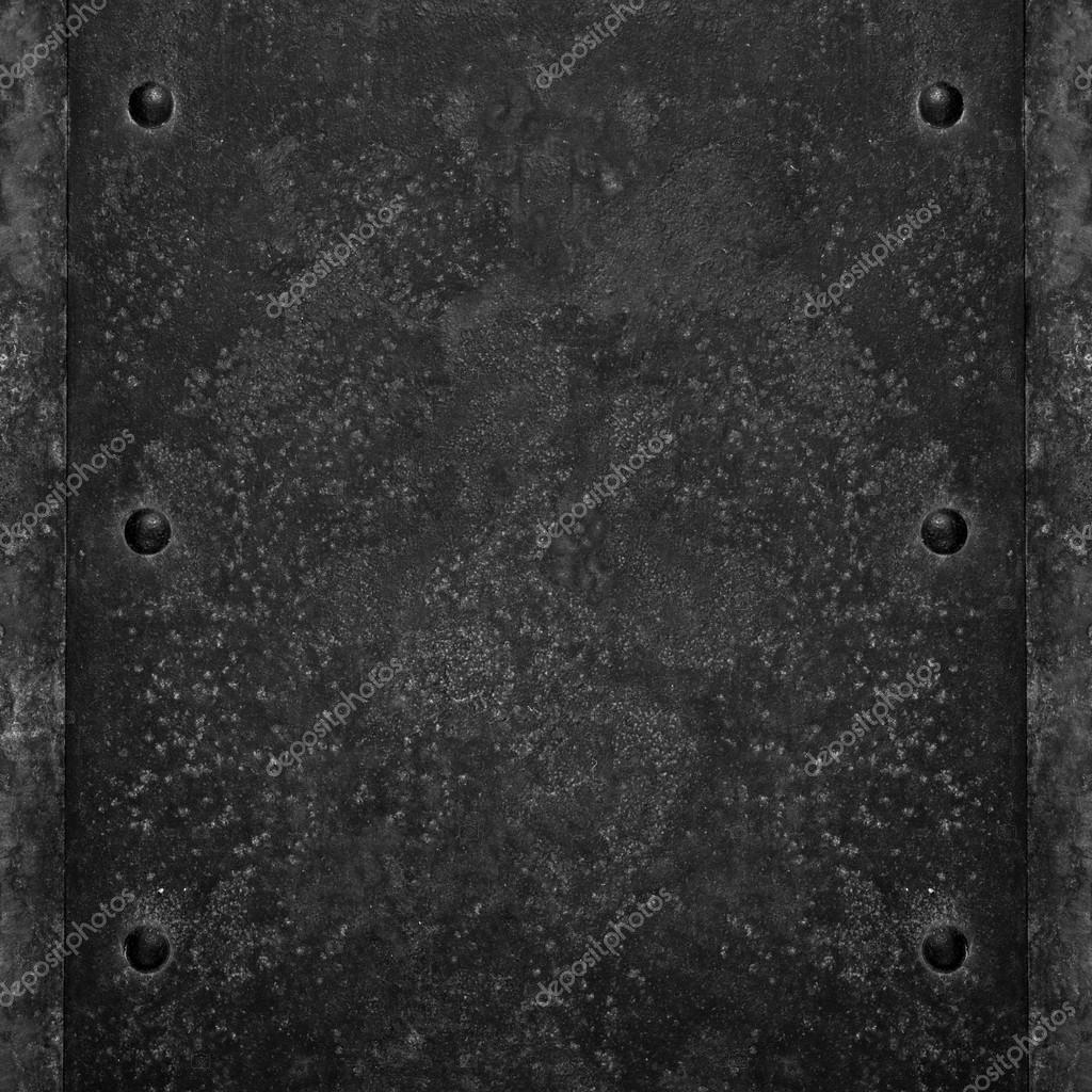 Schwarzer Stahl schwarzer stahl verrostet hintergrund stockfoto miro novak 91526232