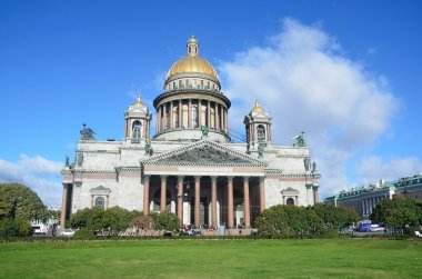 Isafkievsky Cathedral in St. Petersburg