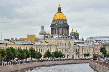 St. Petersburg, Moyka river