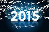 Fotografie Vektorové 2015 - šťastný nový rok pozadí