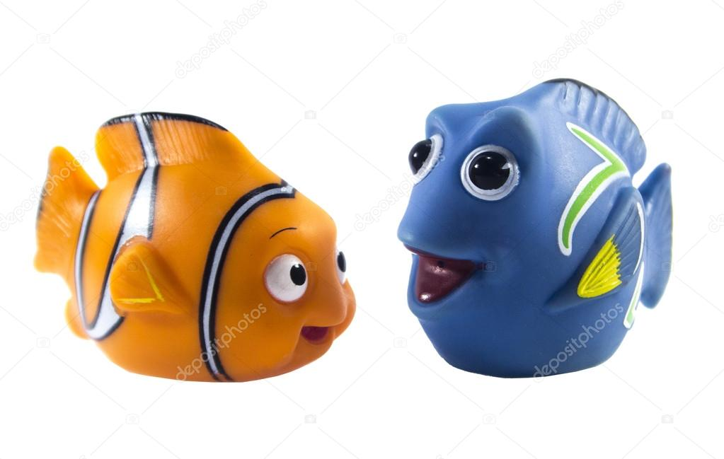 fish toy character of Finding Nemo