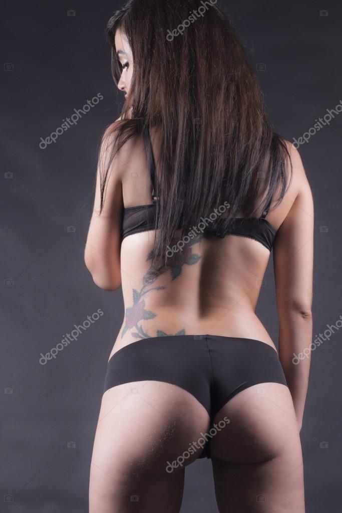 precios baratass ofertas exclusivas venta de tienda outlet Fotos: espalda mujer | mujer sexy en lencería de espalda ...