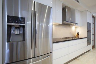 Luxurious kitchen interior