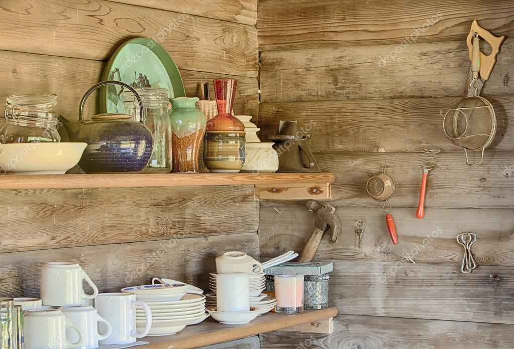 Keuken planken u2014 stockfoto © searagen #75975503