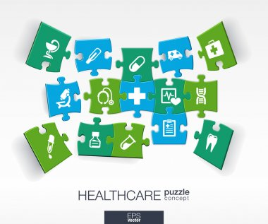 Abstract medicine background