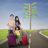 Fotografie Familienreisen und Wahl des Reiseziels