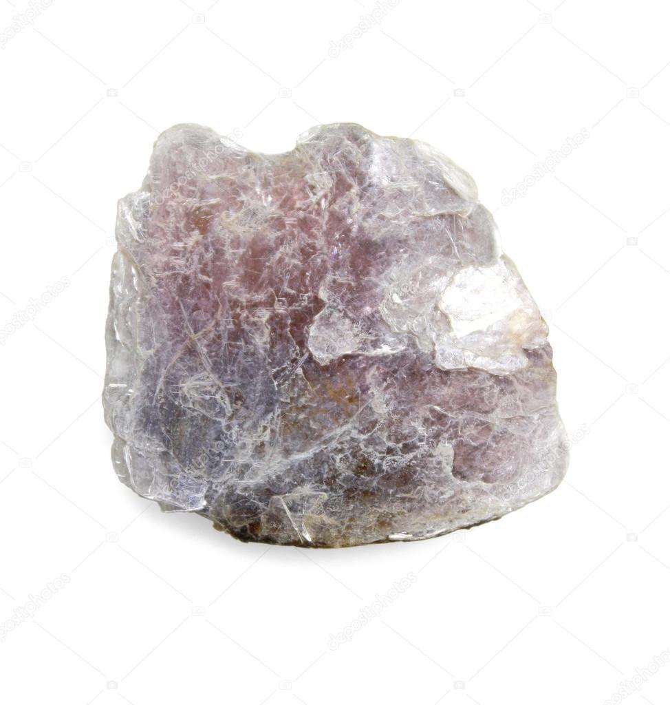 Lepidolite  -  violet mica