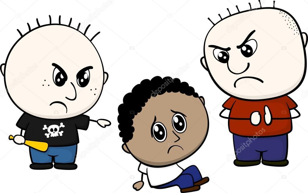 2 negros gordos y 1 puta nerd 2