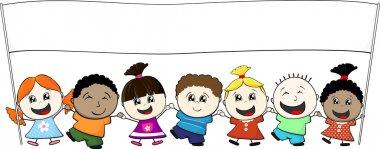 Childs banner