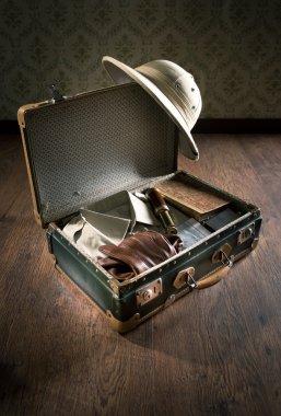Adventure travel equipment