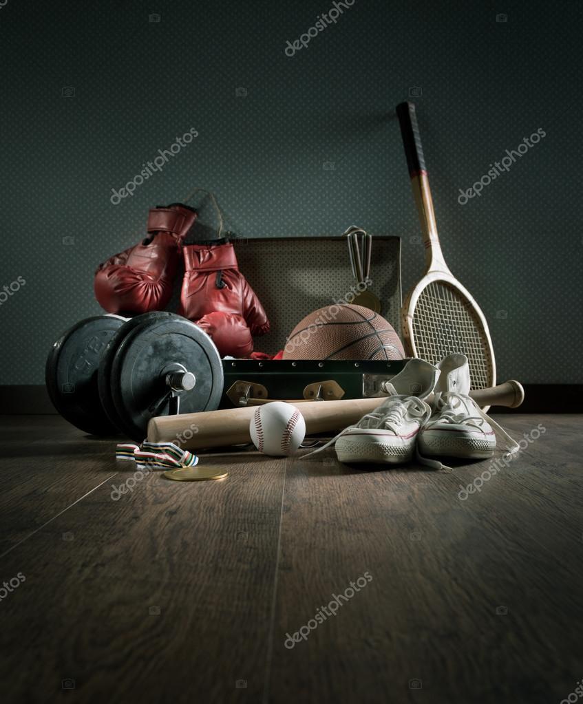 Teenager sport equipment