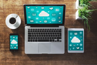 Cloud computing and social network