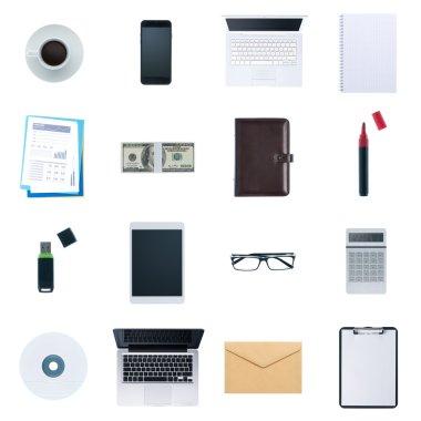 Business desktop objects