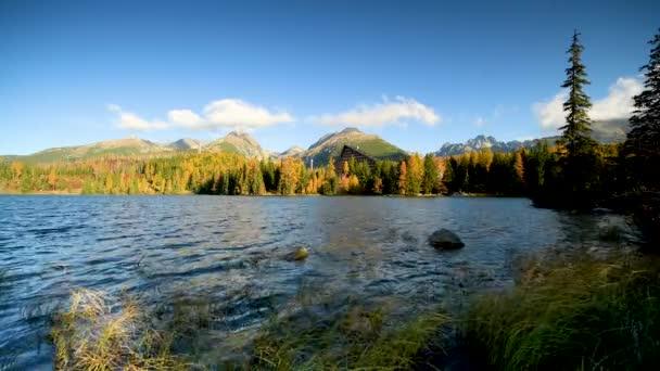 horská krajina v létě