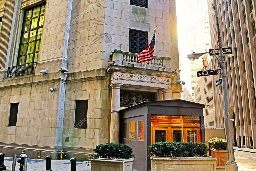 New York Stock Exchange Is Known As Symbol Of Capitalism Stock