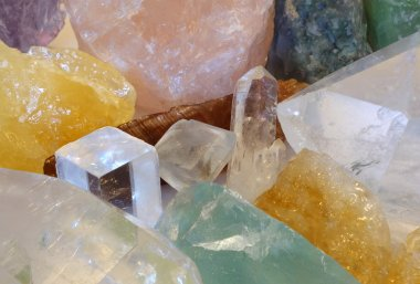 Crystal Cave Treasure