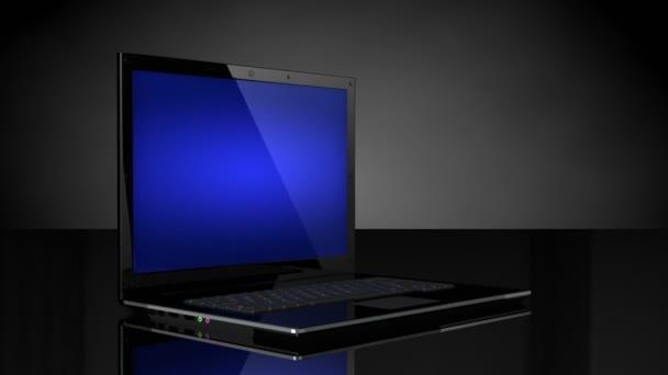 Laptop screen